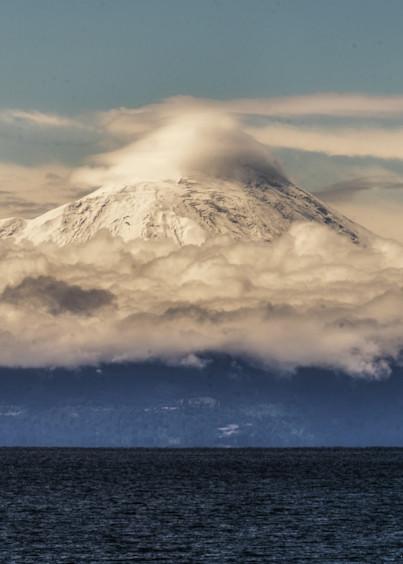 Calbucco Volcano In Puerto Monte Chili Art   Drew Campbell Photography