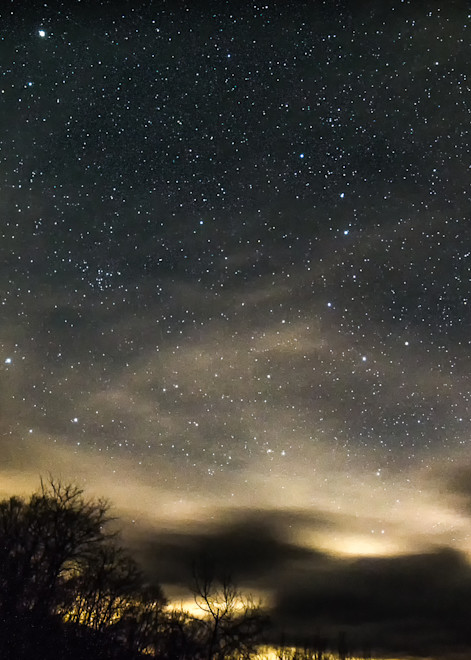 Starry Morning Art | Drew Campbell Photography