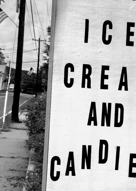 Ice Cream & Candles Photography Art   Peter Welch