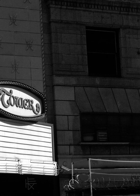 Tower Marquee  Photography Art | Peter Welch