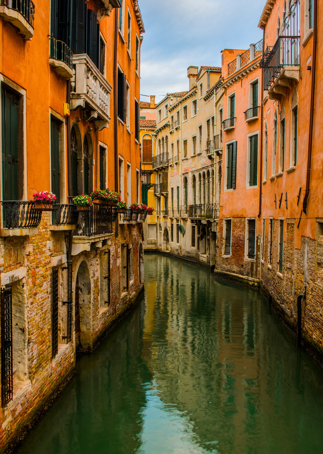Venice Canal 1018 Photography Art | Craig Primas Photography
