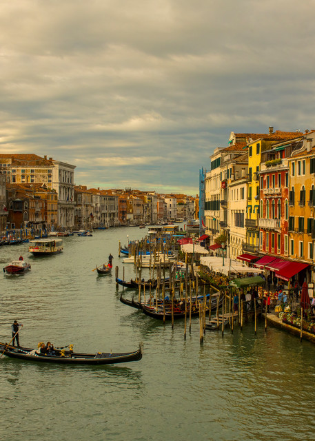 Grand Canal Afternoon Photography Art | Craig Primas Photography