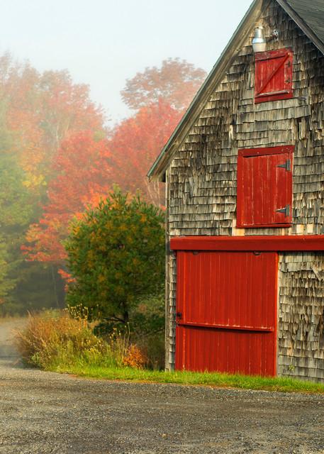 Barn Fall Photography Art | Craig Primas Photography