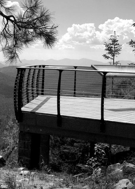 Mountain Overlook Photography Art   Peter Welch