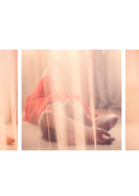 Sensuality - Abstract Portrait Photography - Fine Art Print by Silvia Nikolov
