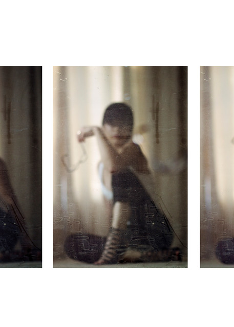 Anonymity - Abstract Portrait Photography - Fine Art Print by Silvia Nikolov