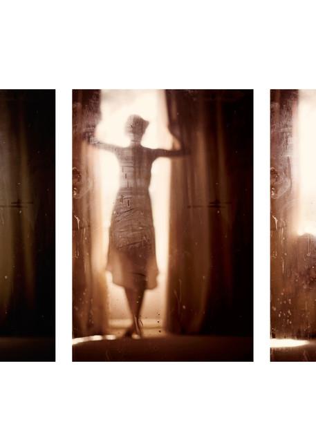 Pride - Abstract Portrait Photography - Fine Art Print by Silvia Nikolov