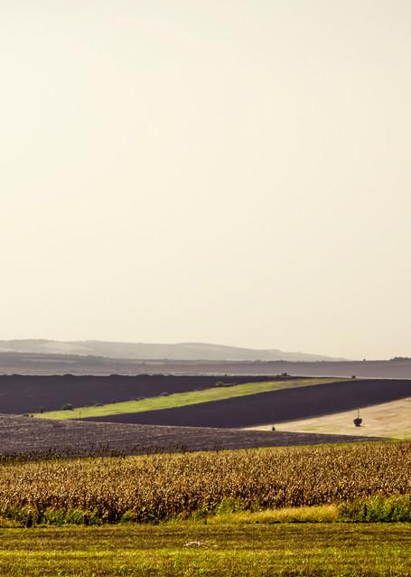 Silent Landscape #6 - Landscape Photography - Fine Art Print by Silvia Nikolov
