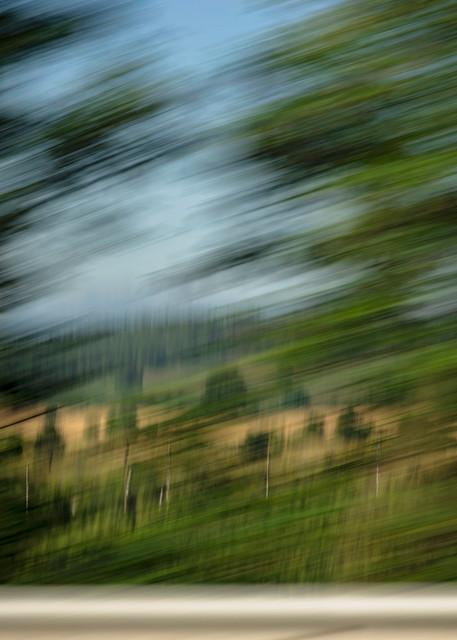 Abstract Landscape #8 - Fine Art Print by Silvia Nikolov