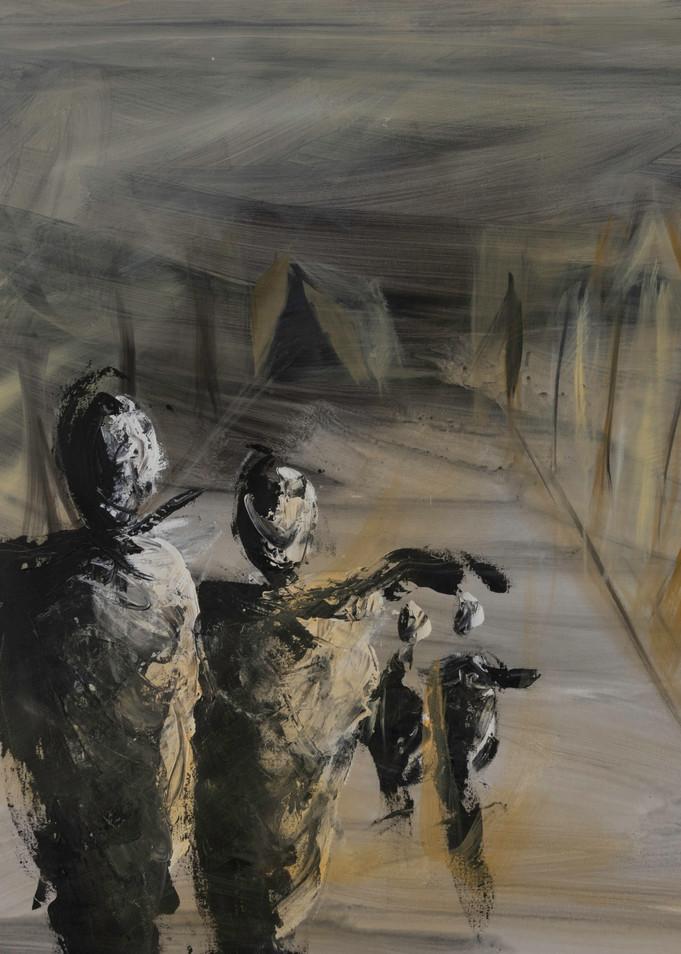Refuge 9 Art | Mediterranean Fire inc.