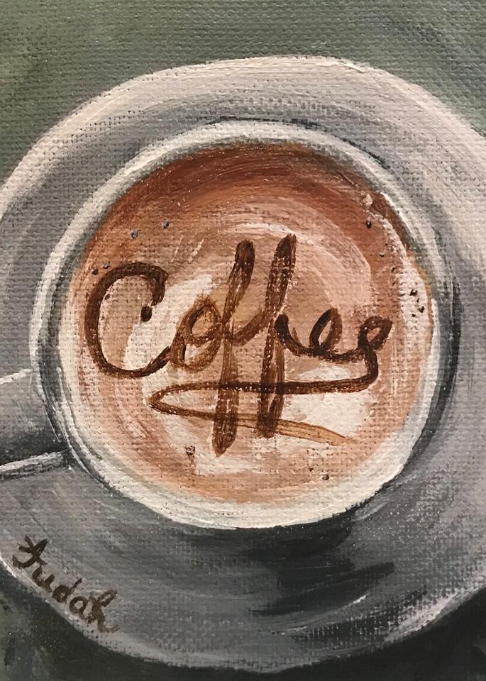 Coffee 1/3 Art   alanajudahart