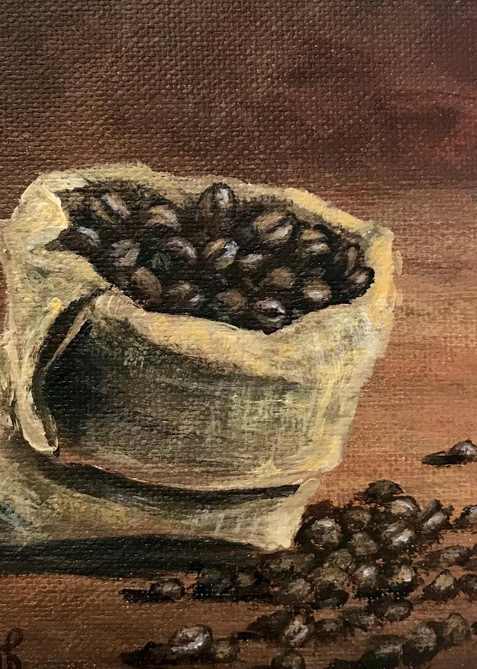 Coffee 3/3 Art | alanajudahart