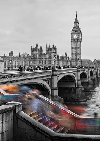 London Cascade Photography Art | templeimagery