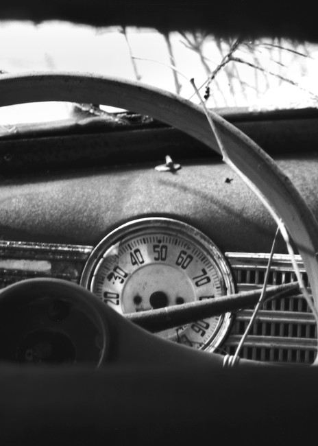 Dashboard Photography Art   Peter Welch