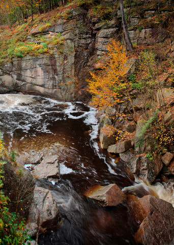 Flume Gorge Photography Art | templeimagery