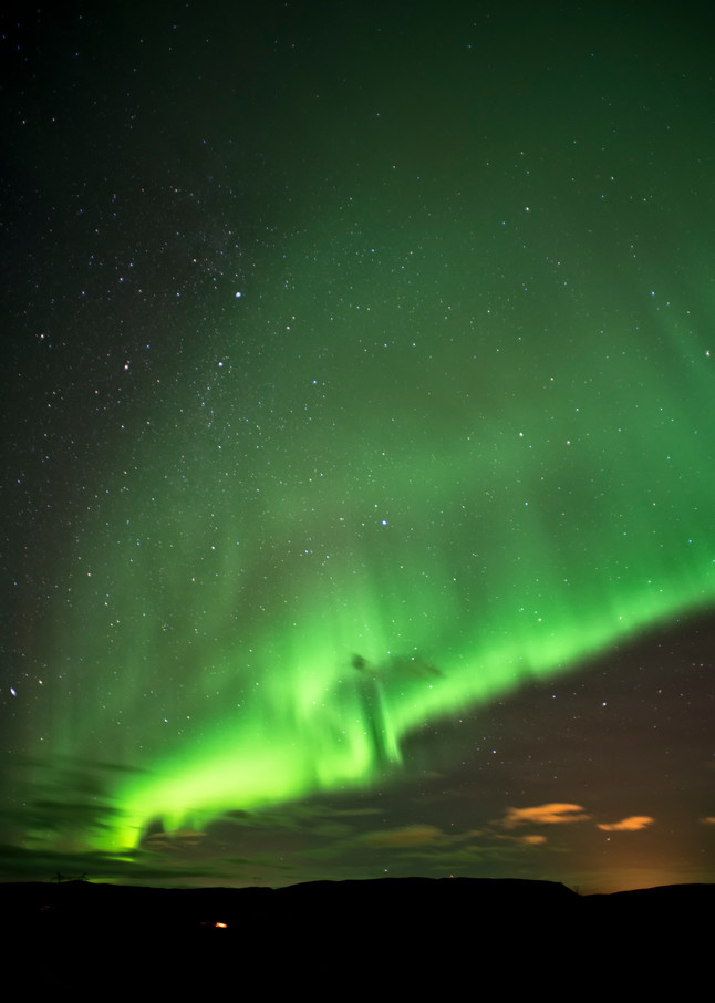 Angel Over Iceland Photography Art | templeimagery