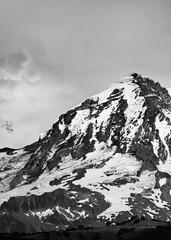Shop Mount Rainier Storm Cloud Landscape Photographs