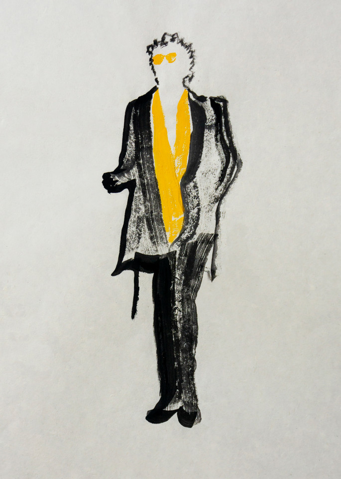 Stuart Bush, The Soho Strut Part 4