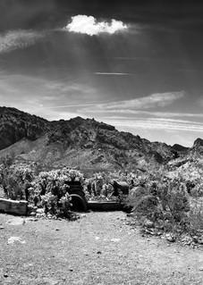 Desert Piano Photography Art   templeimagery