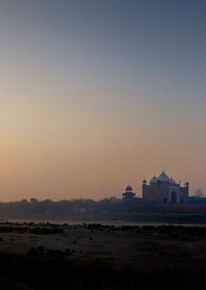 Taj Sunrise Photography Art | templeimagery
