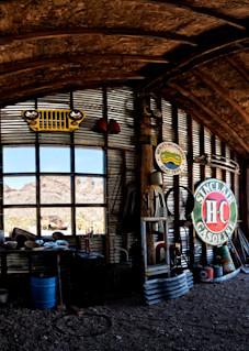 Desert Garage Photography Art | templeimagery