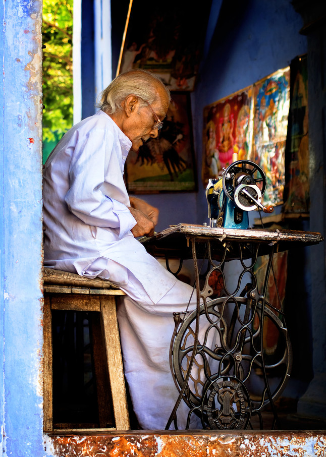 Village Tailor Two Photography Art | templeimagery
