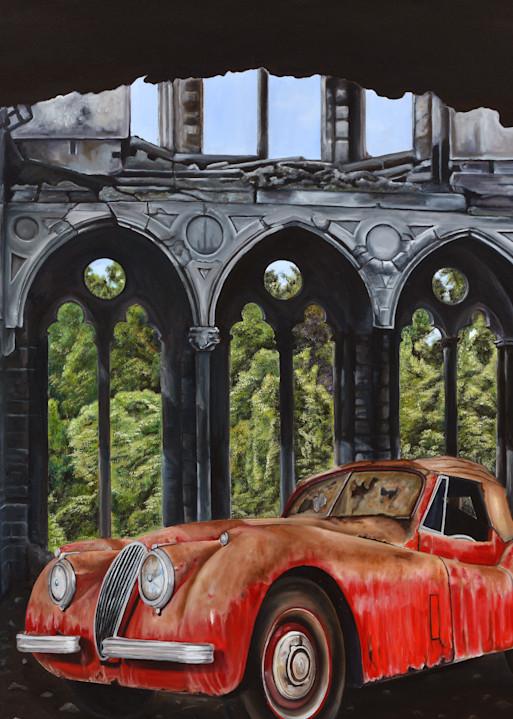 Hidden Treasure In The Dark Art | MMG Art Studio | Fine Art Colorado Gallery
