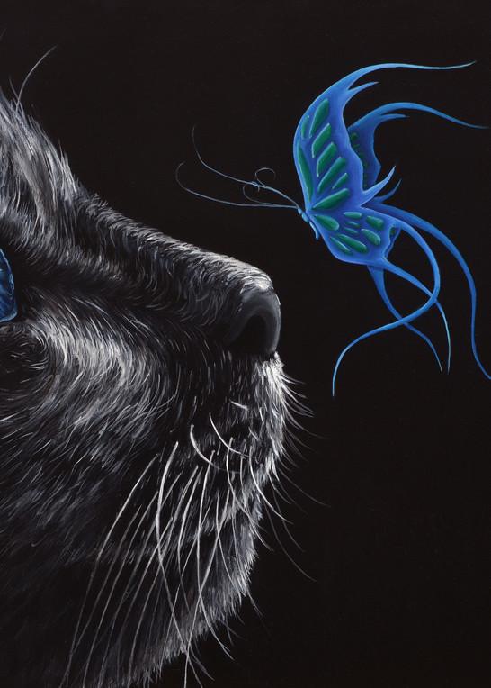 Mystical Cat Art | MMG Art Studio | Fine Art Colorado Gallery