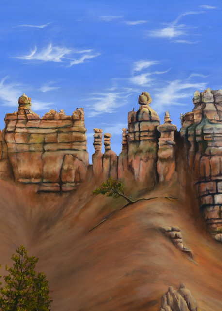 Bryce Canyon Art | MMG Art Studio | Fine Art Colorado Gallery