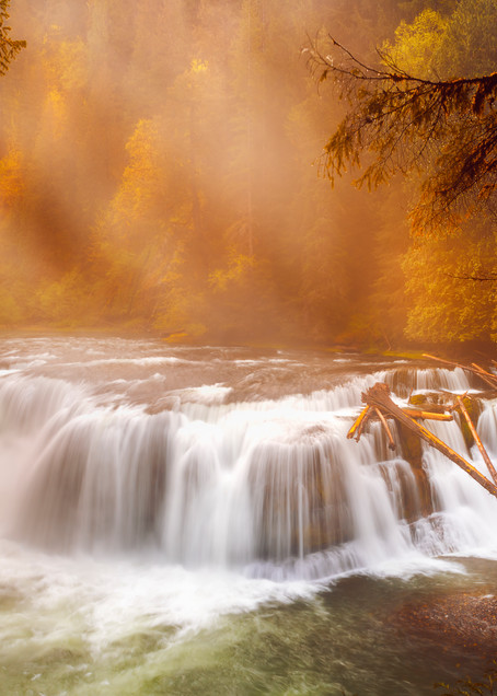 Lower Lewis Falls Photography Art | Derrick Snider Imagery