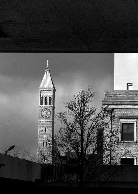 Clock Tower, Journal Square Photography Art   Peter Welch