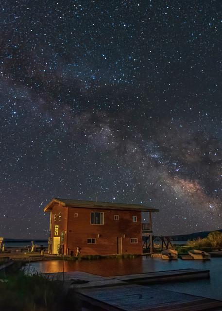The Boat House - Jackson Lake Idaho