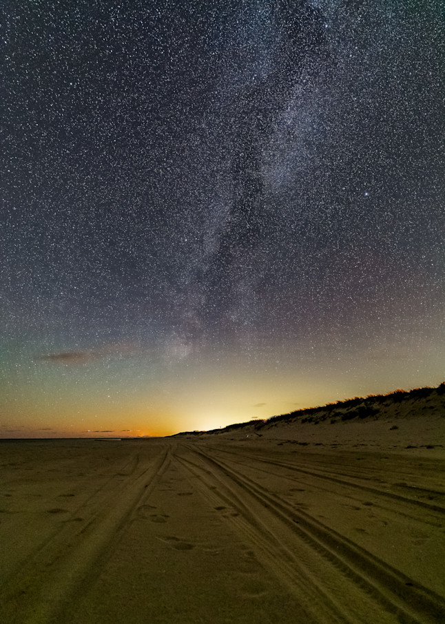 Hither Hills Milky way