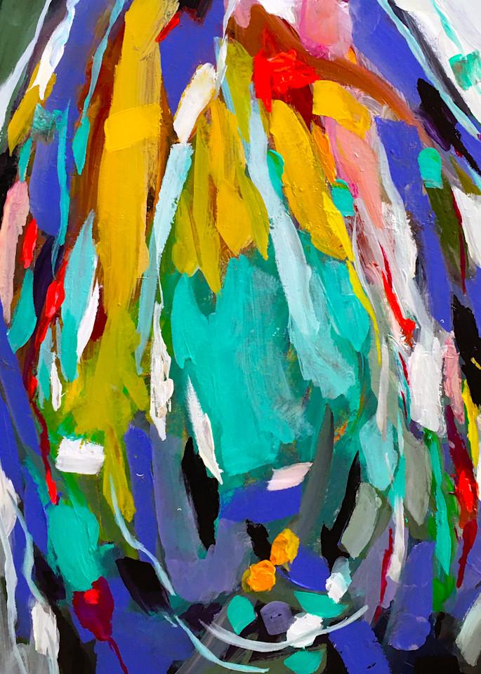 The Path Of Random Thoughts  Art   Charles Wallis
