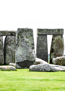 Afternoon At Stonehenge Photography Art | Kristofer Reynolds Photography