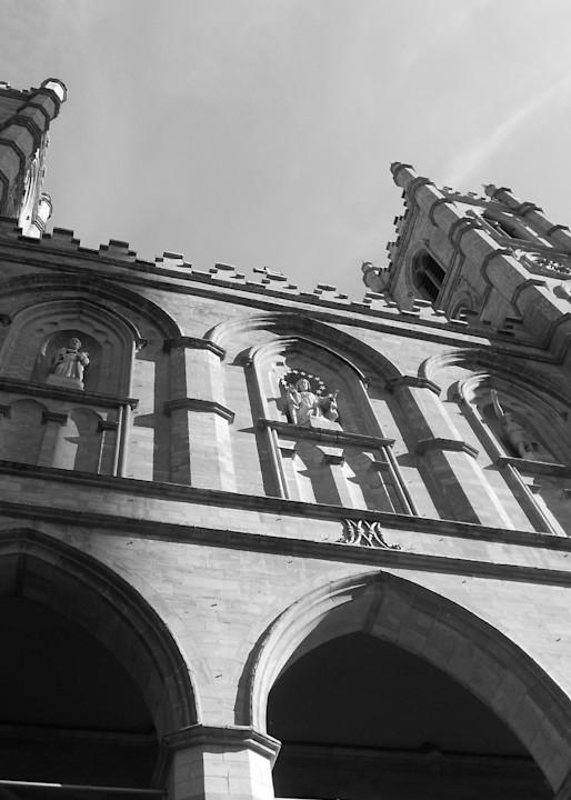 Notre Dame Basilica. Photography Art   Kristofer Reynolds Photography
