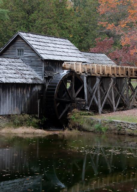 Autumn At The Mill   Shop Prints   Robert Shugarman Photography