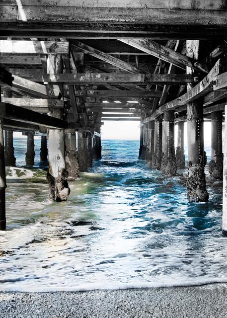 Redondo Beach Pier   Horizontal Photography Art   Rosanne Nitti Fine Arts