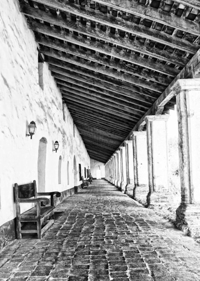 Mission La Purisima Photography Art | Rosanne Nitti Fine Arts