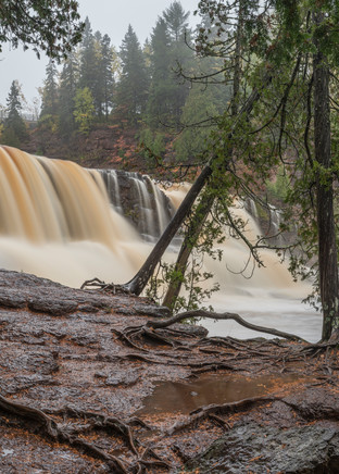 Gooseberry Middle Falls