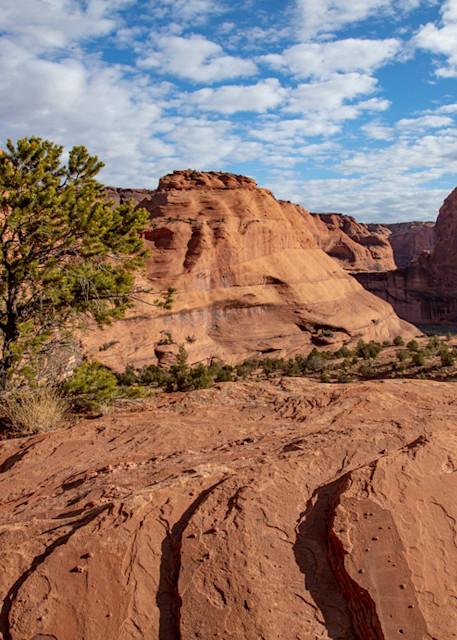 Canyon De Chelly View 3574 U 19   Art | Koral Martin Fine Art Photography