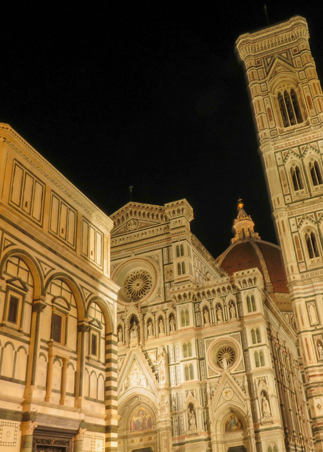 Piazza di San Giovanni at Night