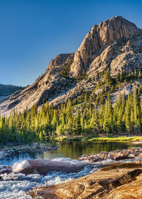 Tuolumne Creek, Yosemite, 2019. Photography Art | Tom Stahl Photography