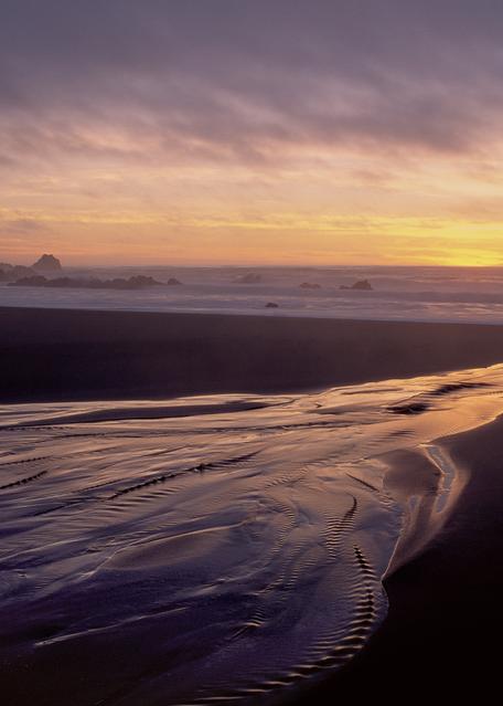 Mc Clures Beach, 1991. Photography Art | Tom Stahl Photography