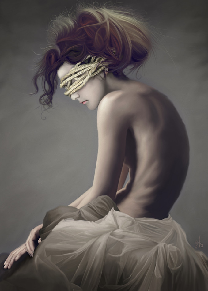 Blinded Art | De'Ago Art