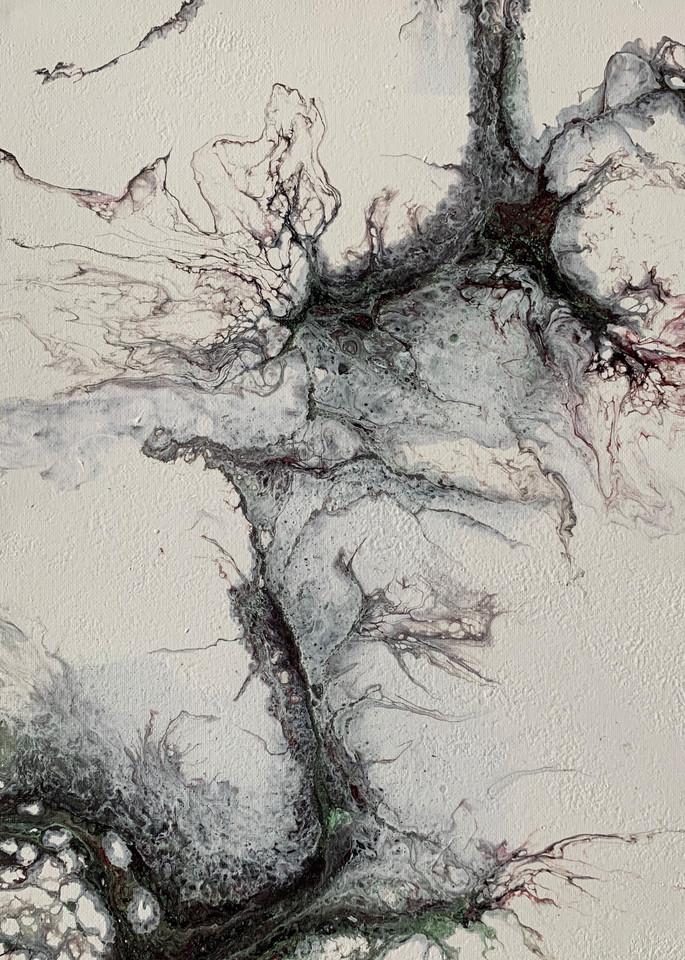 Hidden Web  Art | TEMI ART, LLC.