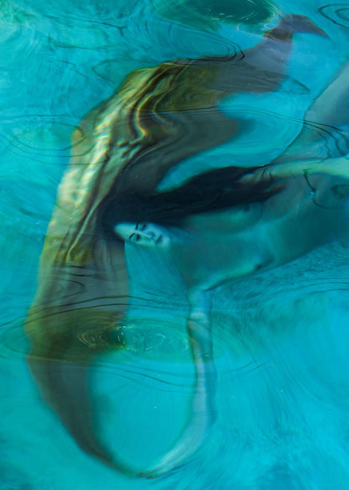 Lindsay Pool 4 Sea Nymph Photography Art | Dan Katz, Inc.