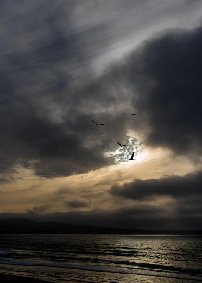 Monterey Sunset Photography Art | Dan Katz, Inc.