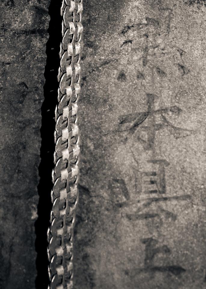 Grave Marker Chain Maui 2018 Photography Art   Dan Katz, Inc.