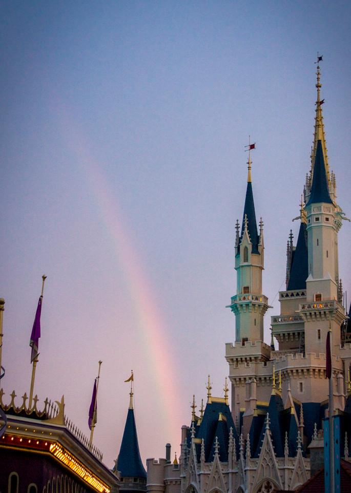 walt disney world, magic kingdom, cinderella's castle